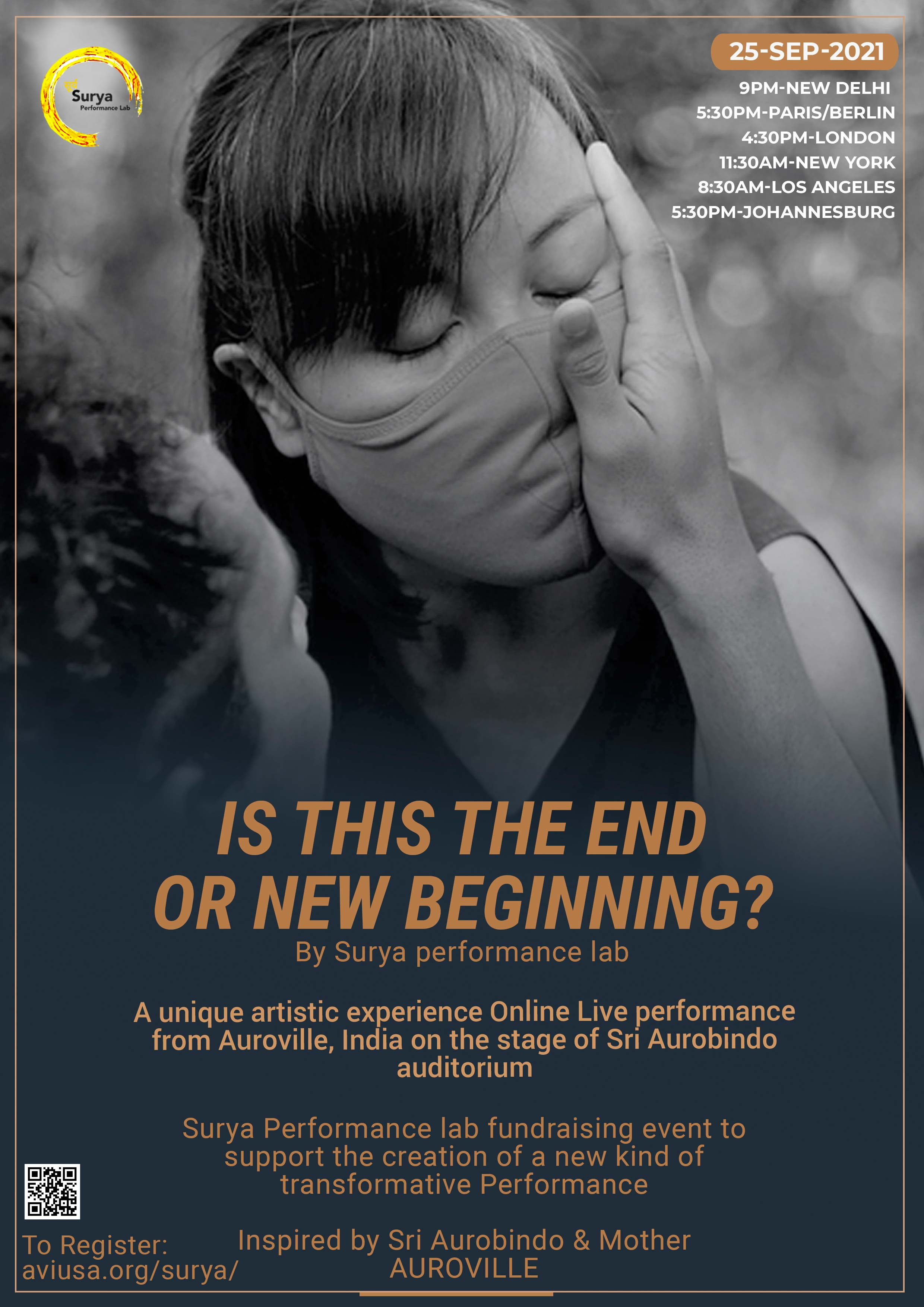 Surya Performance Lab Event