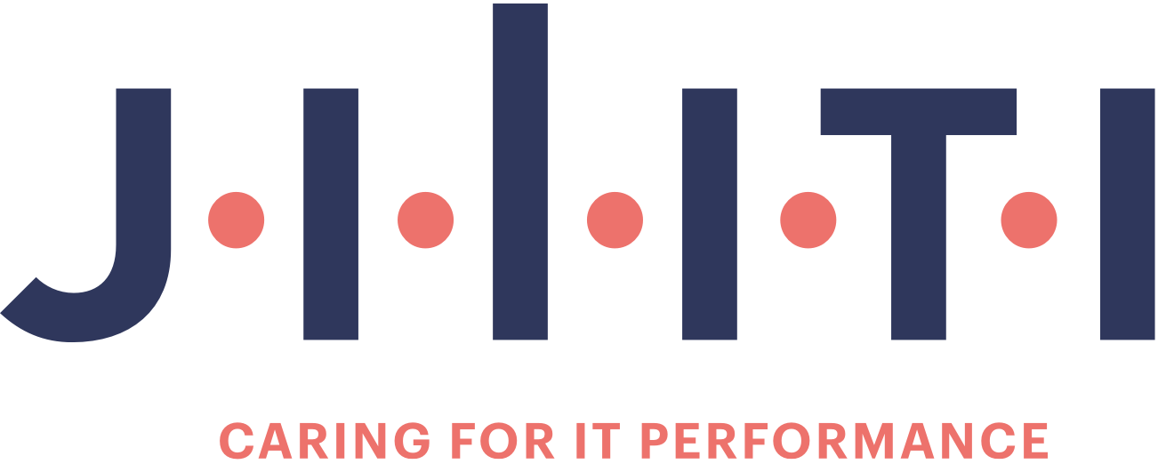 DCConcepts Solutions Partner Jiliti Caring for IT Performance Logo