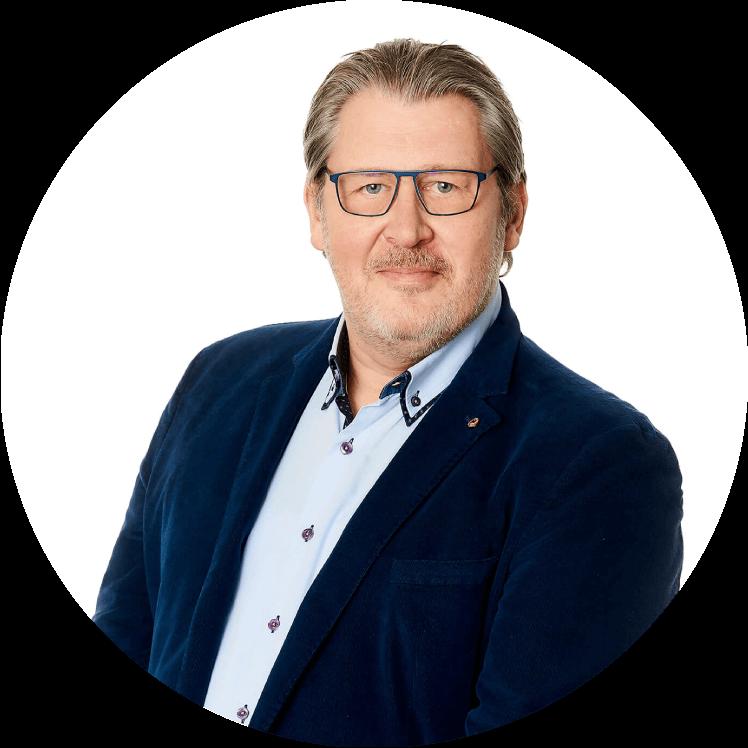 Peter Bayer-CEO, Geschäftsführer