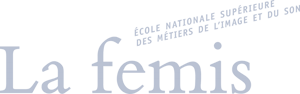 Logo La Fémis