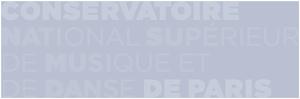 Logo Conservatoire National Supérieur de Musique et de Danse de Paris