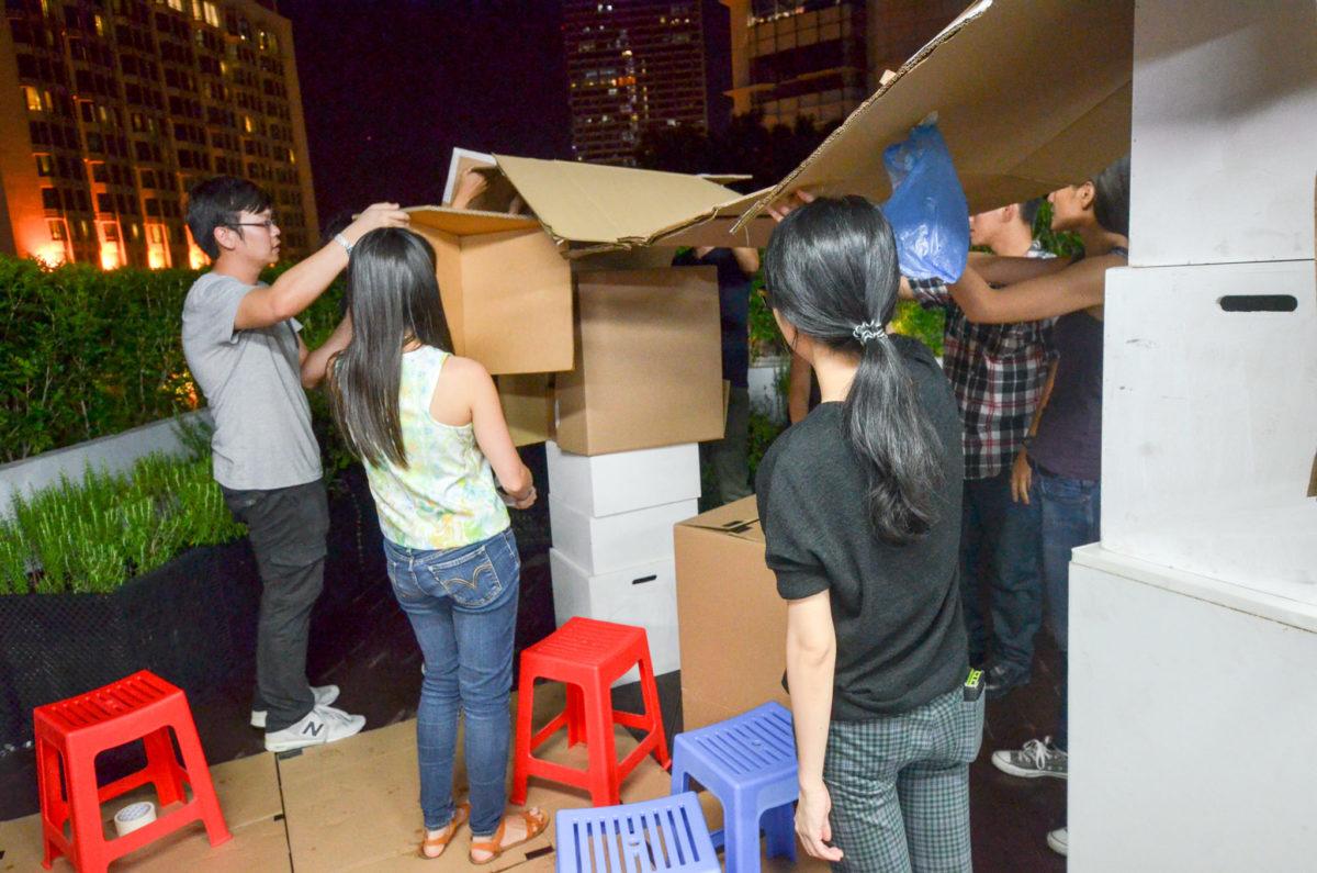 Chemistry, Singapore Design Week, furniture, street, prototype