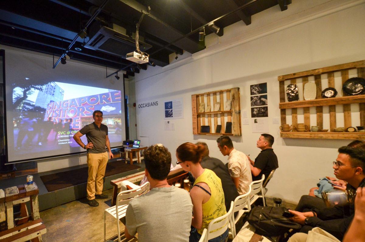Chemistry, Singapore Design Week, Keynote, case studies