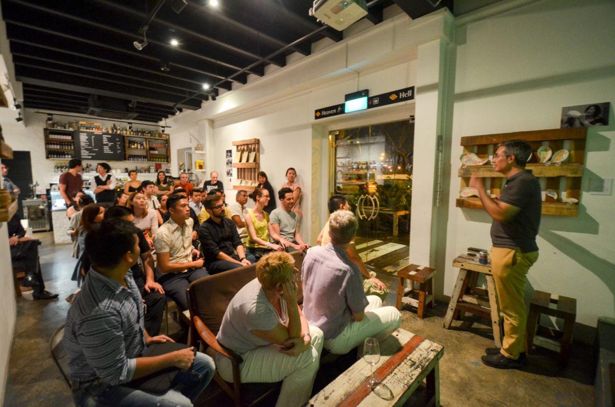 Chemistry, Singapore Design Week, Presentation, case studies