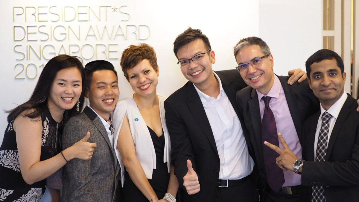 Chemistry, GE Healthcare, President's Design Award 2016, Team Photo