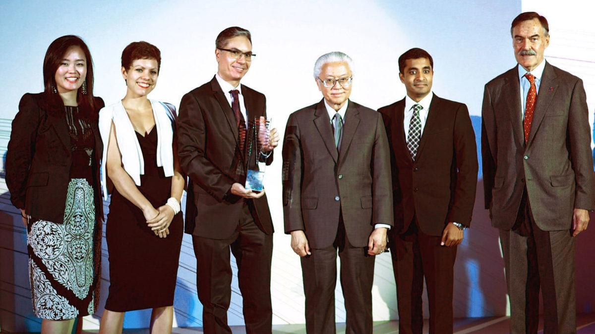 Chemistry, GE Healthcare, President's Design Award 2016
