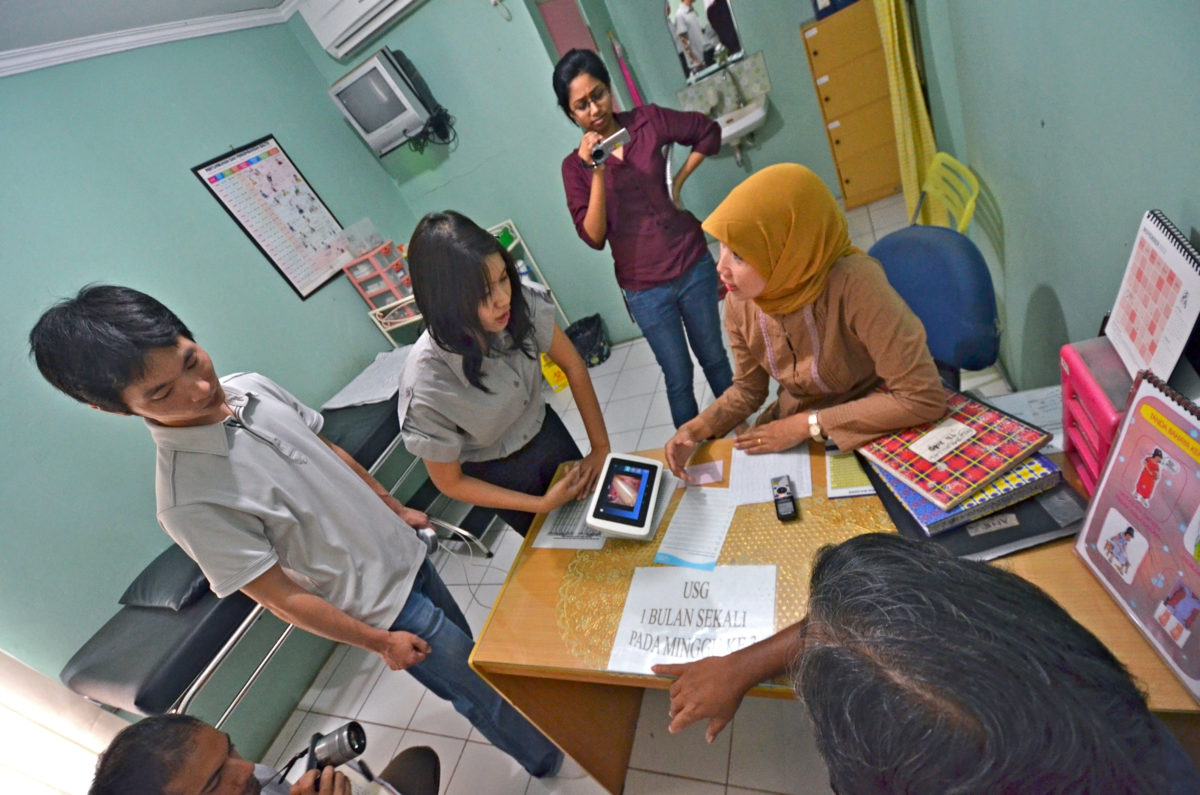 A good example of stakeholder engagement. Speaking to medical staff and patients in developing nations to inform the creation of Vscan Access, a portable ultrasound device.
