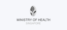 Logo of a Client (Ministry of Health Singapore)