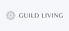 Logo of a Client (Guild Living)