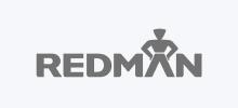 Logo of a Client (Redman)