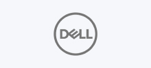Logo of a Client (Dell)