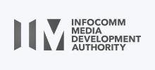 Logo of a Client (IMDA - Infocomm Media Development Authority)