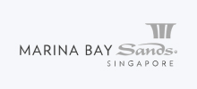 Logo of a Client (Marina Bay Sands Singapore)