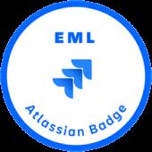 Atlassian Badge EML