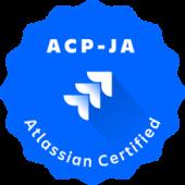 Atlassian certified ACP-JA