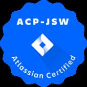 Atlassian certified ACP-JSW