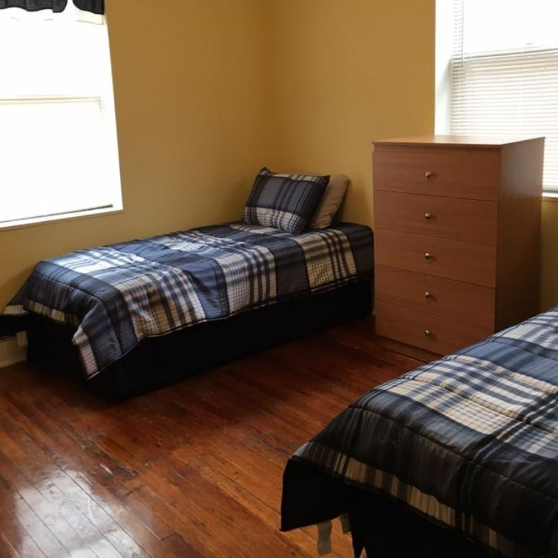 Recovery House Bedroom 1