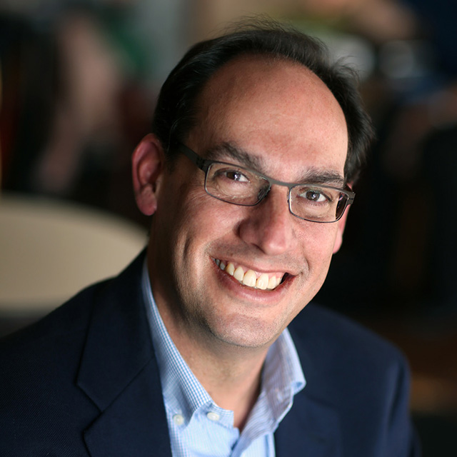 A circular profile image of Bill Tancer, Chief Data Science Officer for Signos.