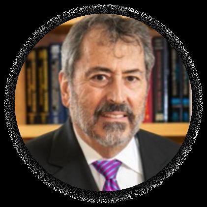A circular profile image of Jay Skyler, MD, a Signos Scientific Advisory Board member.