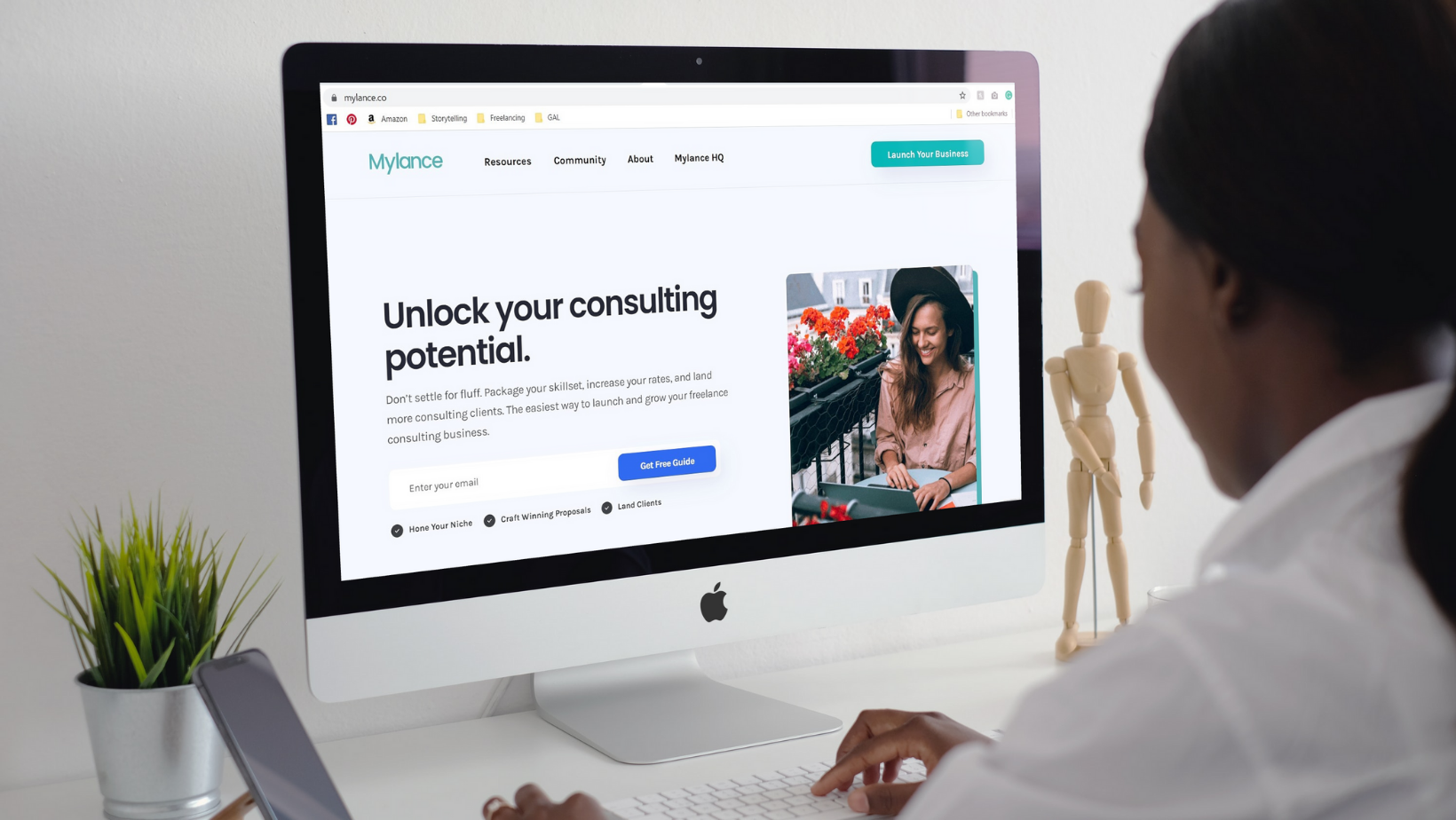 8 Keys to a Top Performing Consulting Website