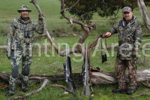 mates hunting