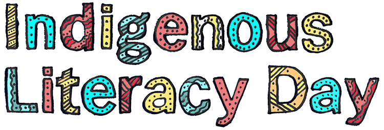 Indigenous Literacy Day Title