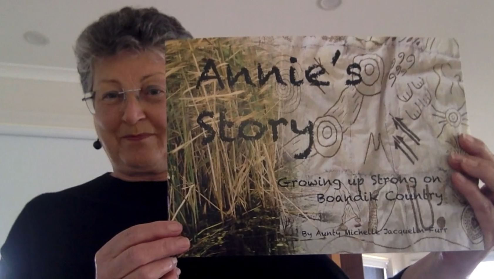 Annie's Story - Growing up Strong on Boandik Country