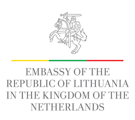 Embassy of the Republic of Lithuania to the Kingdom of the Netherlands Logo
