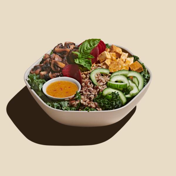 Healthy Restaurant San Jose 2021 - Sweetgreen