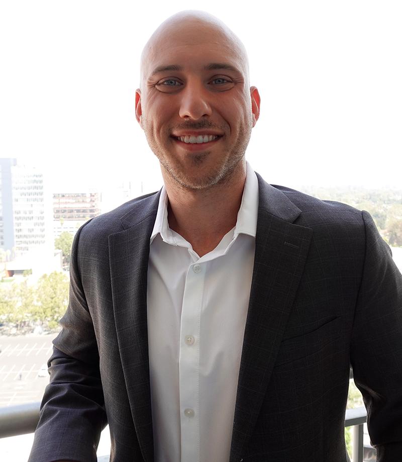 San Jose Personal Trainer Jordan Cook