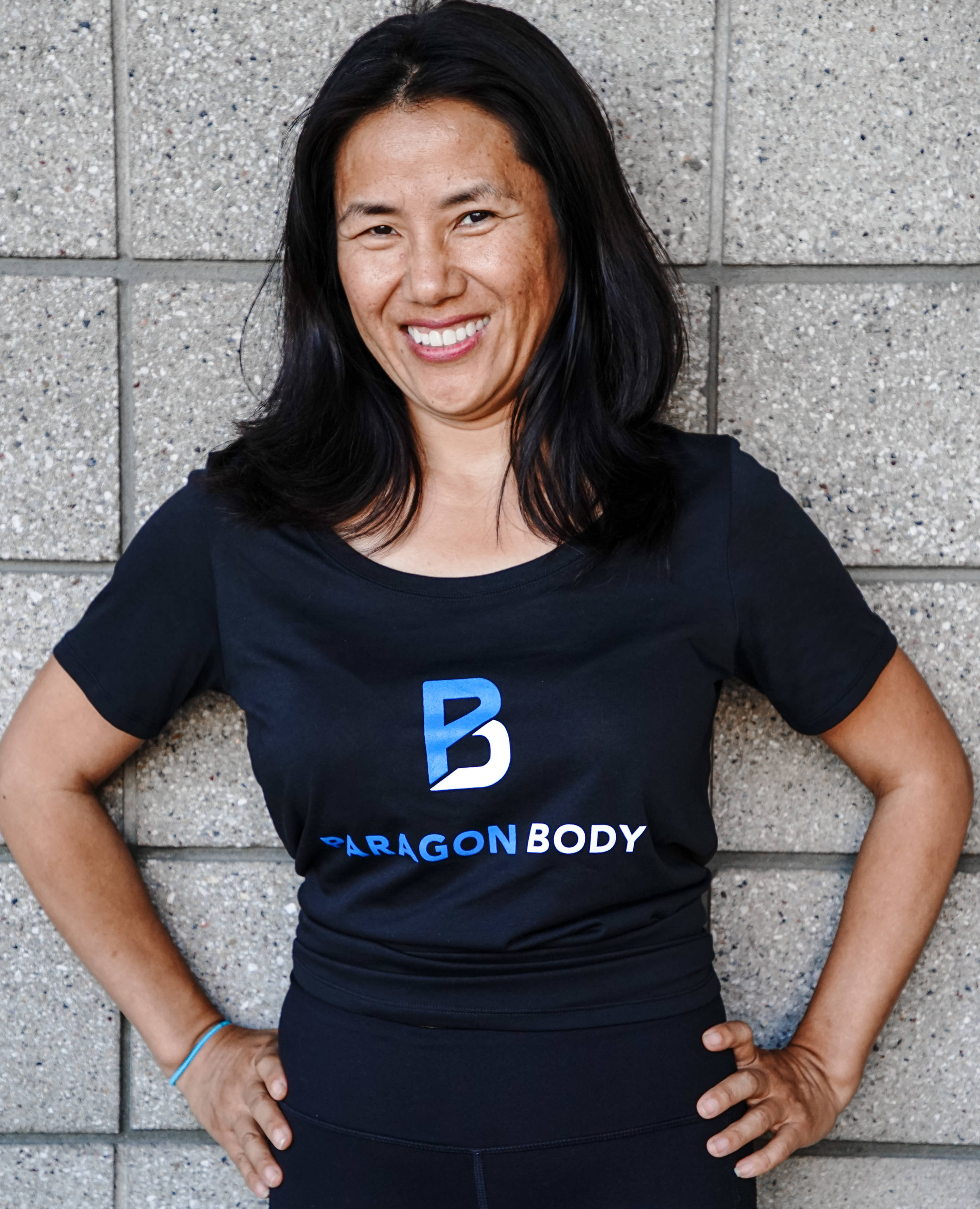San Jose Personal Trainer Sherry He