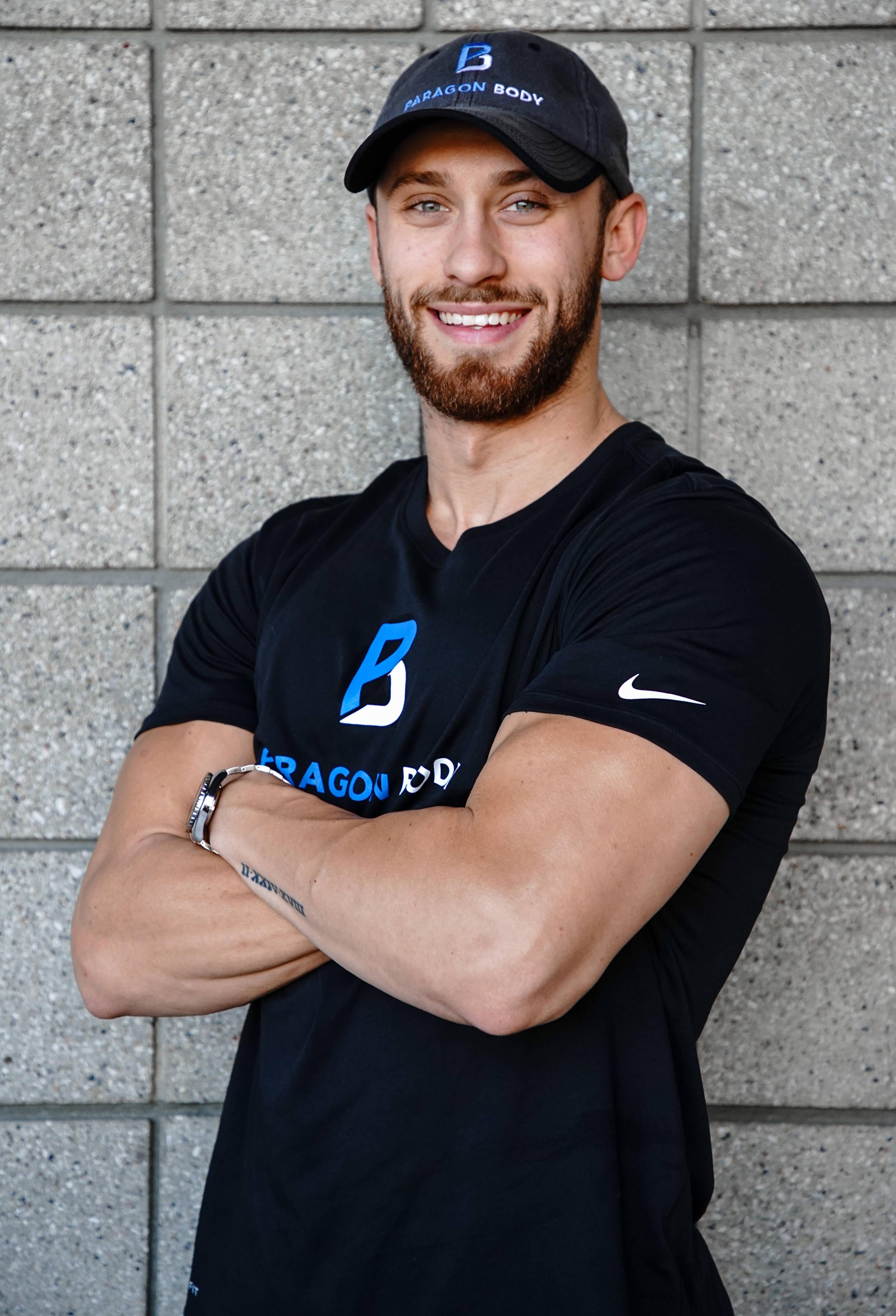 San Jose Personal Trainer Callaway Cook