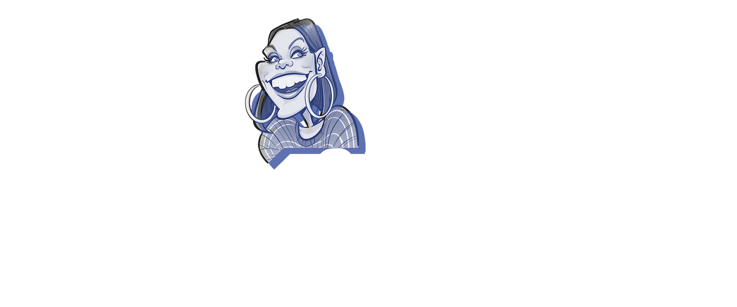 Jessie J Caricature by Sharon Tang Creation