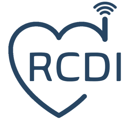 RCDI logo bleu