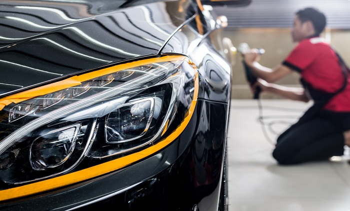Auto Detailing in Glandale