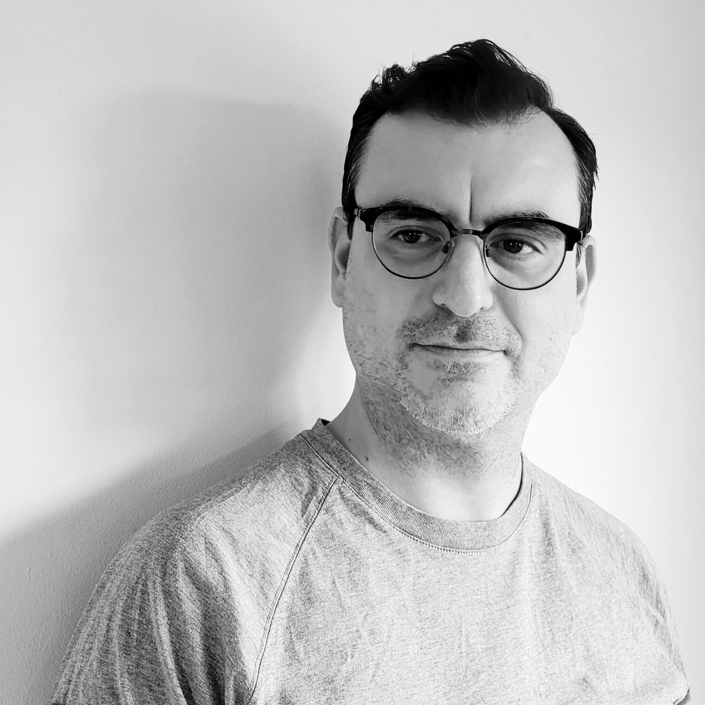 Simon Foster portrait