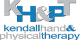 Kendall Hand and Physical Therapy Logo