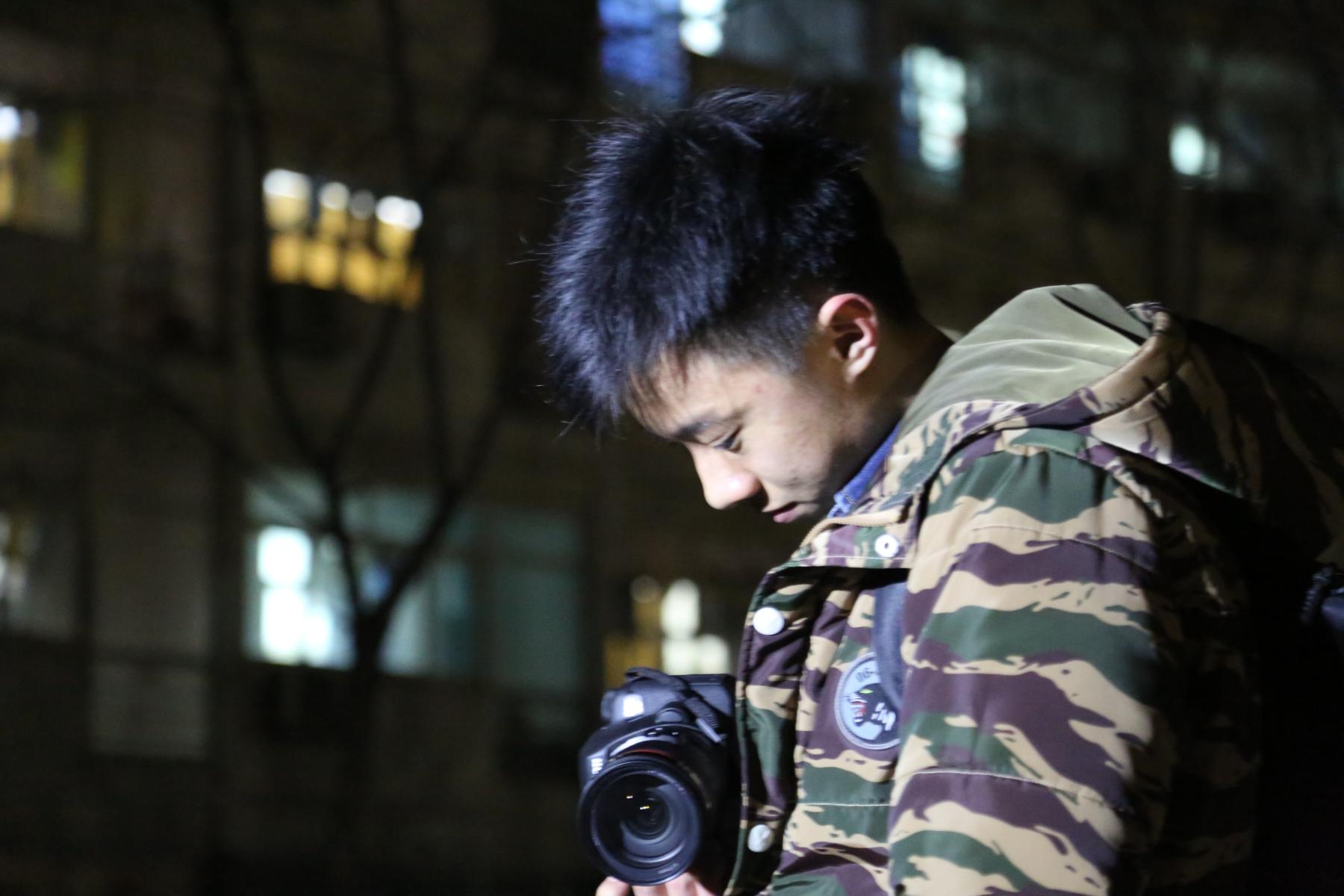 Binyu's photo