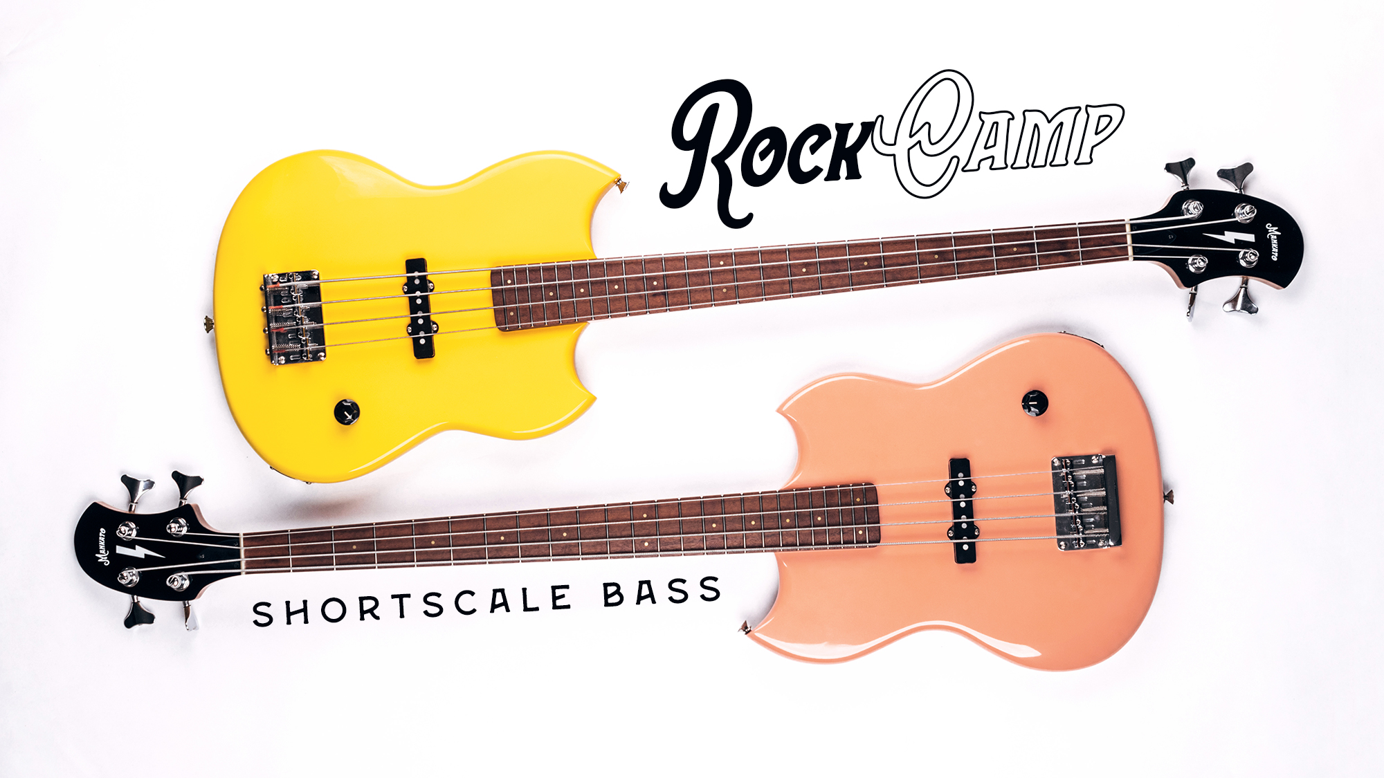 Mankato Rock Camp Bass models.