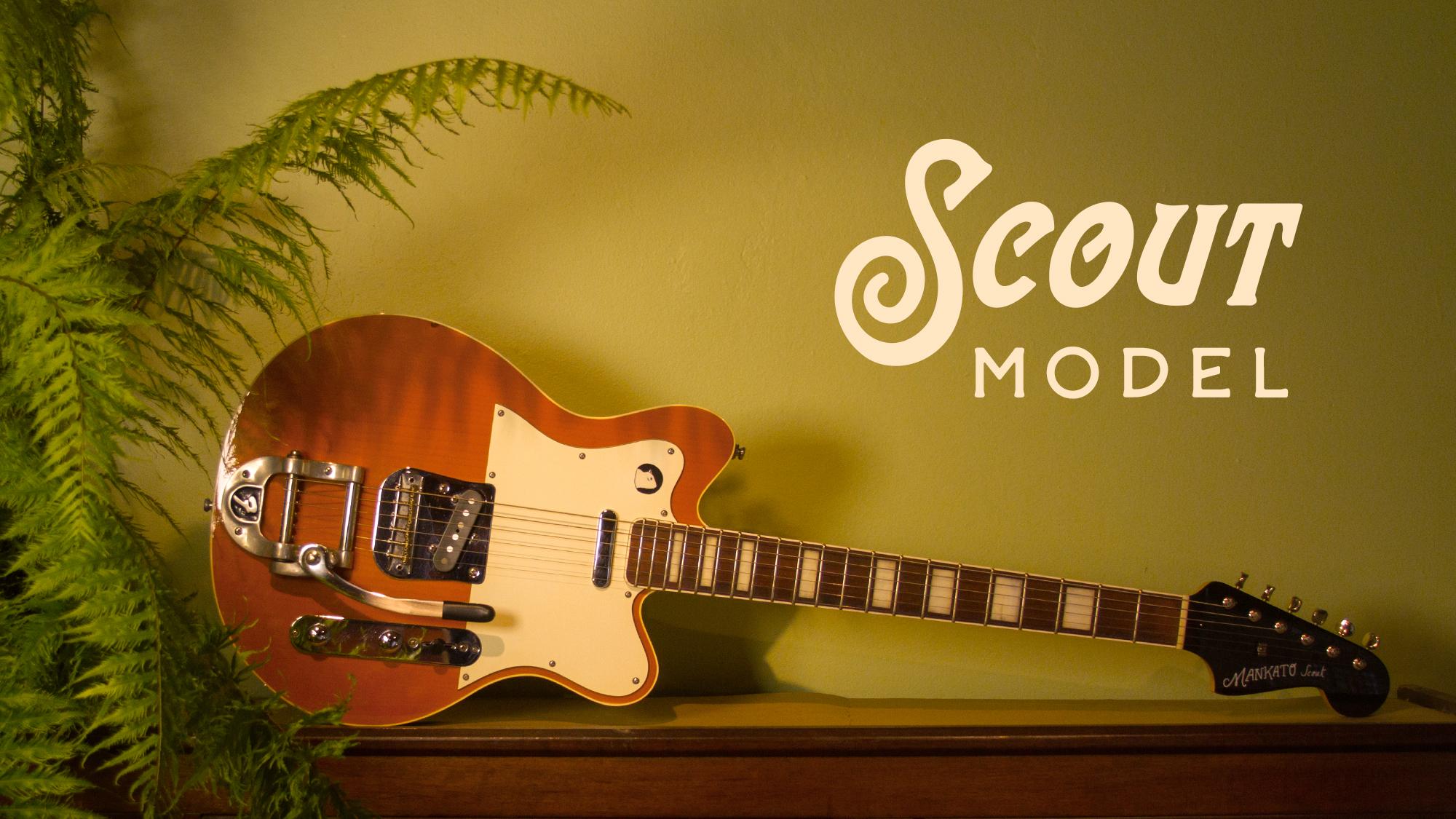 Mankato Guitars - Scout Model