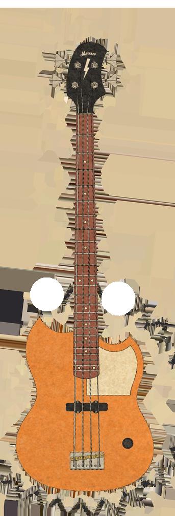 Mankato Rock Camp Bass Model