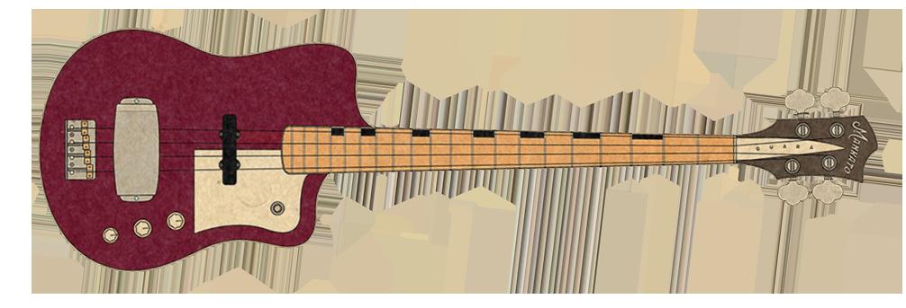 Mankato Guará Bass Model