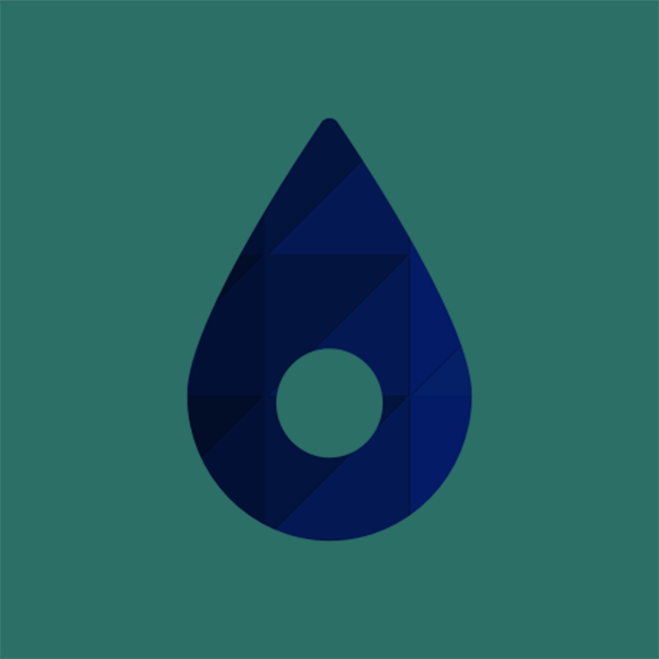 A nectar droplet.
