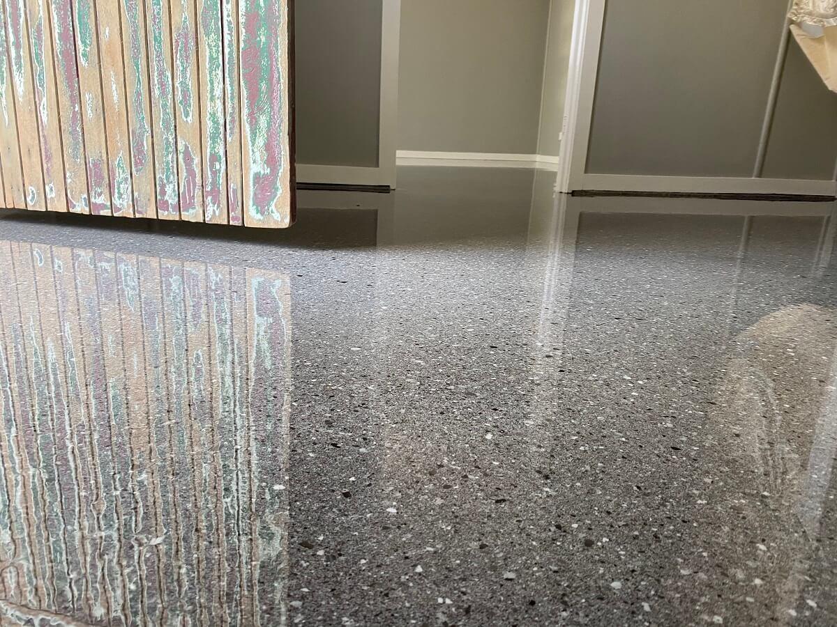 Epoxy Hyper Flake Flooring Brisbane