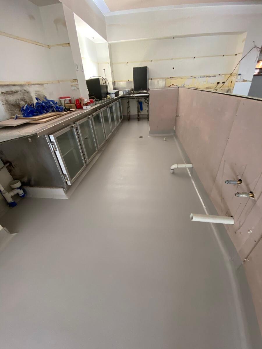 Commercial Kitchen Flooring Brisbane