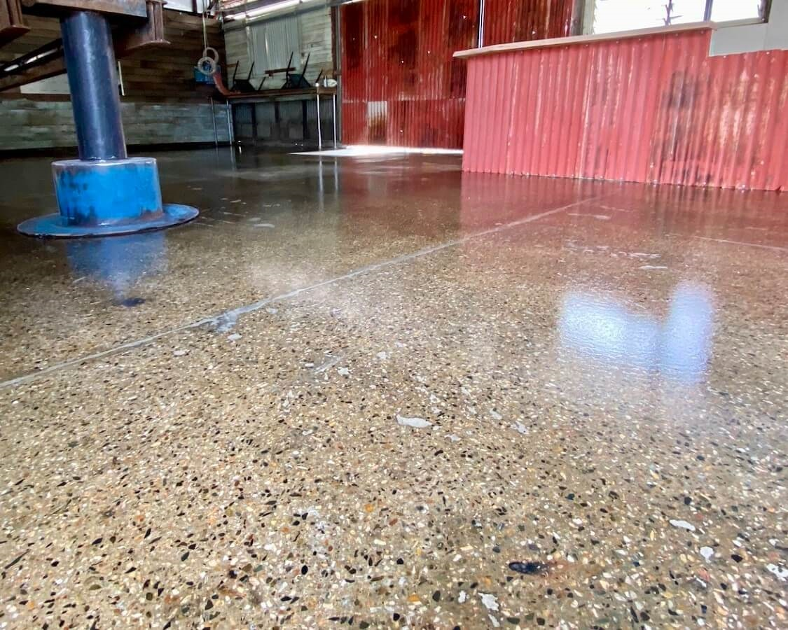 Grind And Seal Flooring Brisbane