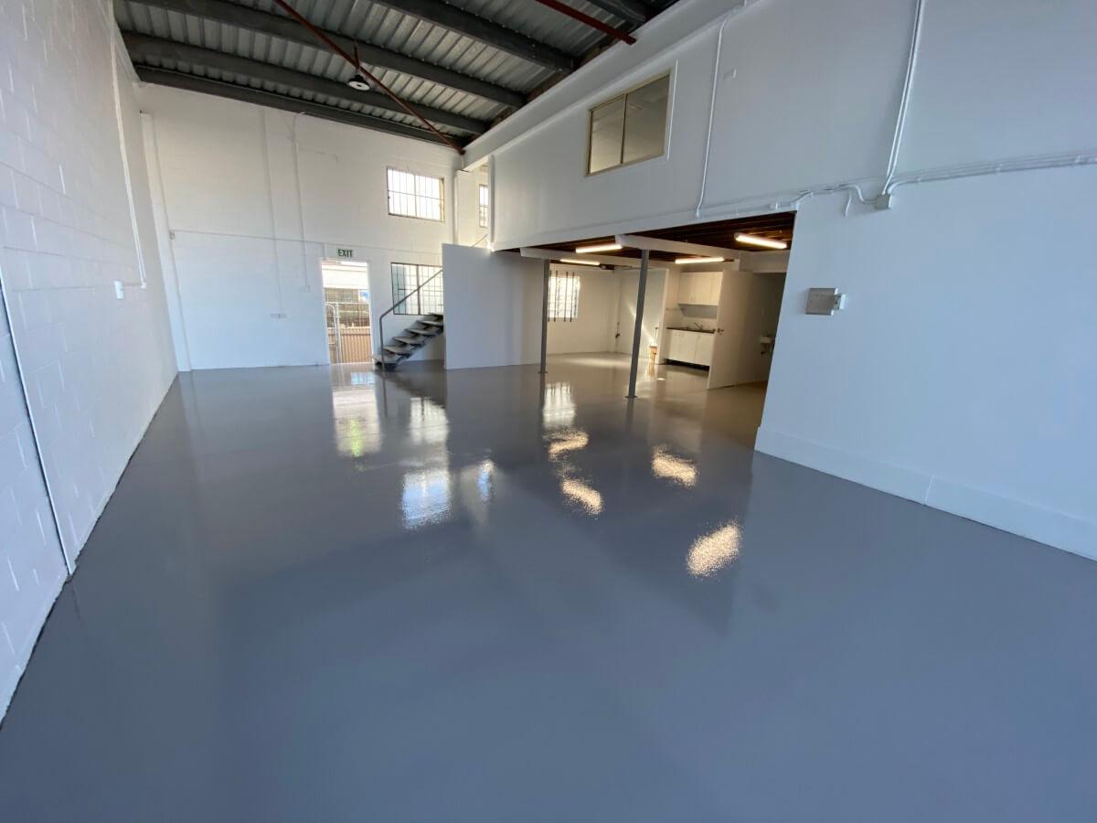 Industrial Flooring Brisbane