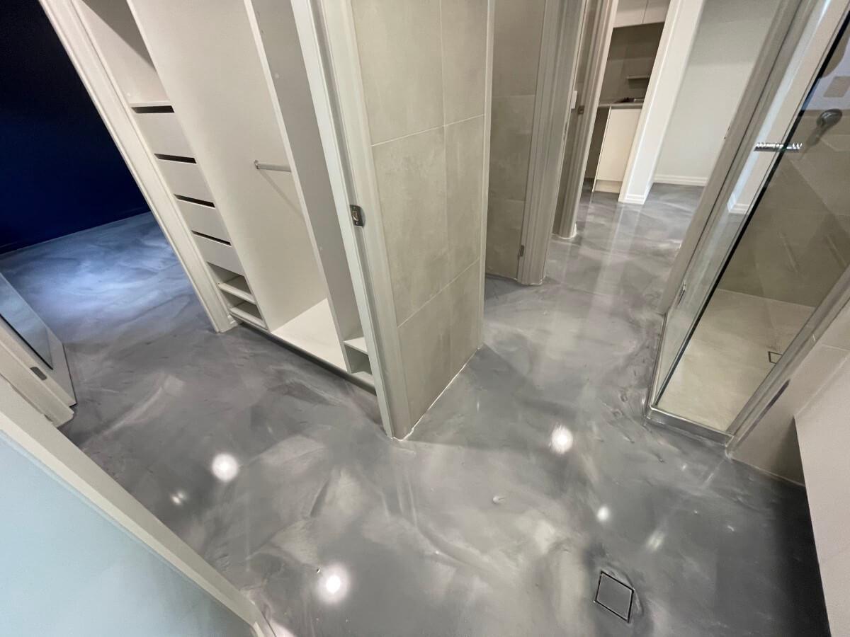Metallic Epoxy Flooring Brisbane