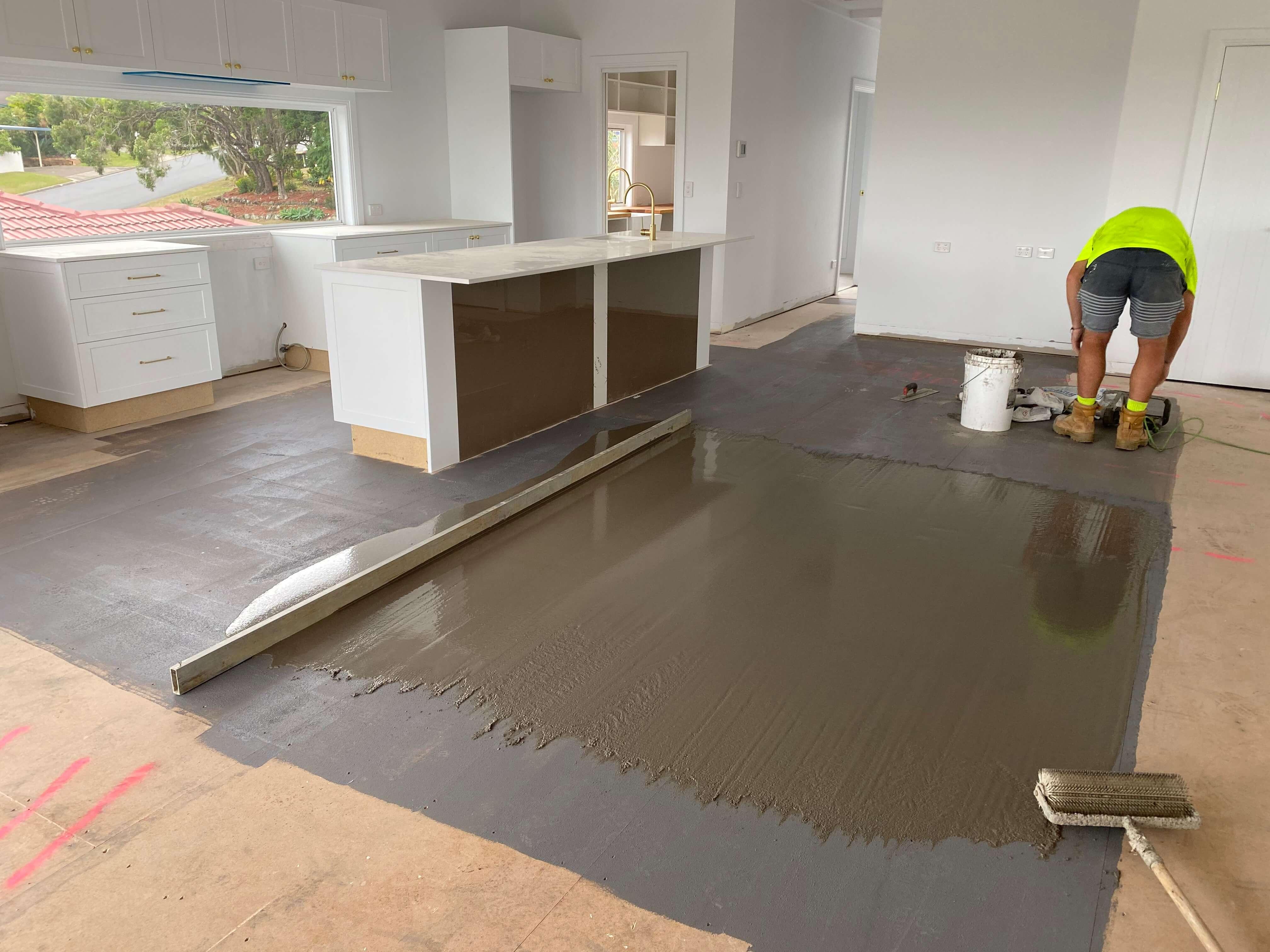 Floor Preparation Brisbane
