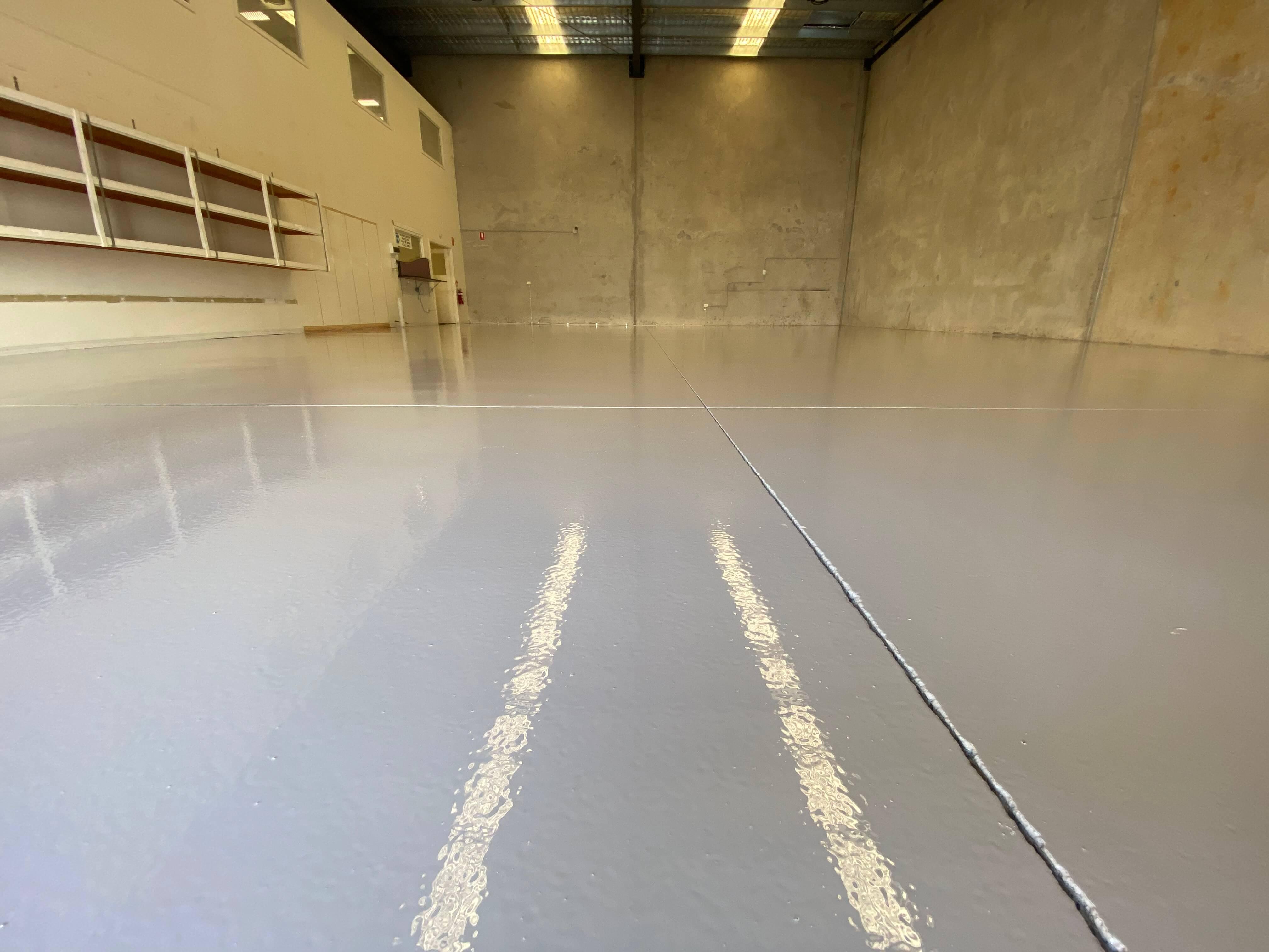 Industrial Epoxy Flooring Brisbane